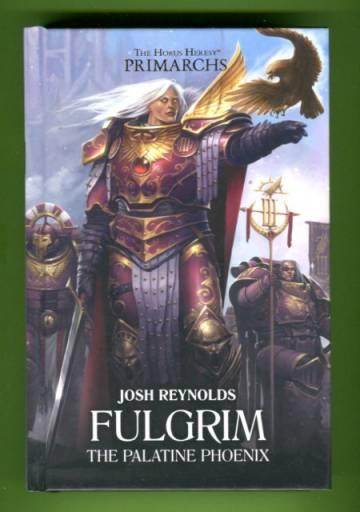 Fulgrim - The Palatine Phoenix