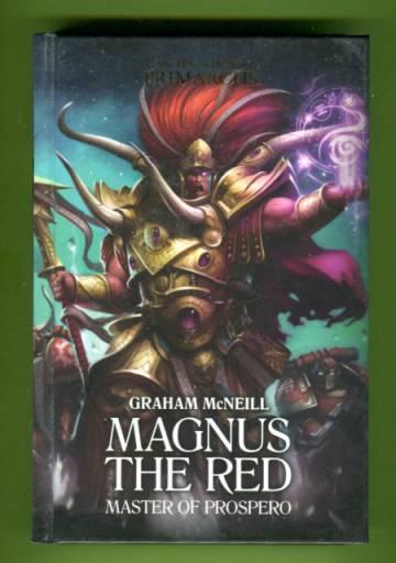 Magnus the Reed - Master of Prospero