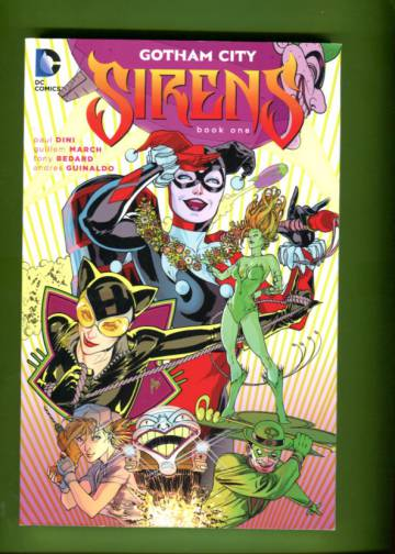 Gotham City Sirens: Book One