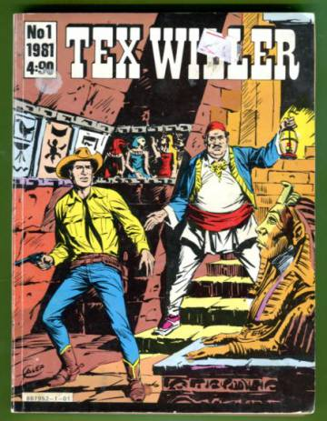 Tex Willer 1/81