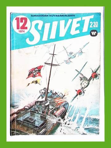 Siivet 12/74 - Mestari romuttaja