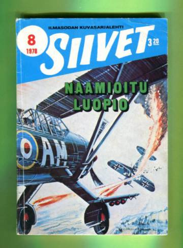 Siivet 8/78 - Naamioitu luopio