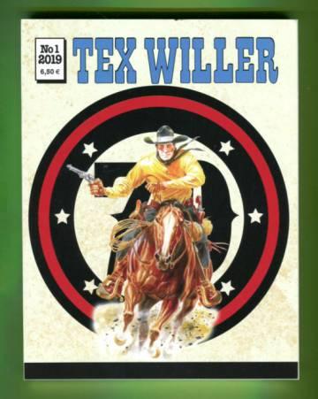 Tex Willer 1/19