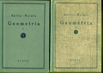 Geometria 1-2 - Keskikoulun oppimäärä & Lukioluokkien oppimäärä