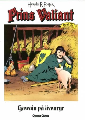 Prins Valiant Band 37 - Gawain på äventyr