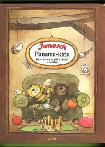Panama-kirja - Pikku karhun ja pikku tiikerin seikkailuja