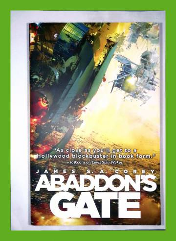 Abaddon's Gate - Book Three of the Expanse