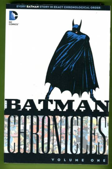 Batman Chronicles Vol 1