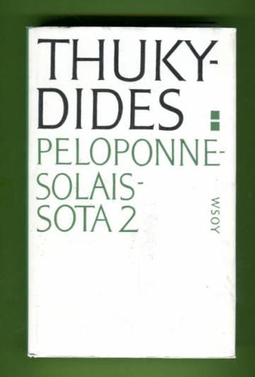 Peloponnesolaissota 2 - Kirjat V-VIII