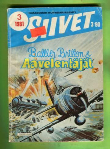 Siivet 3/81 - Battler Britton & Aavelentäjät