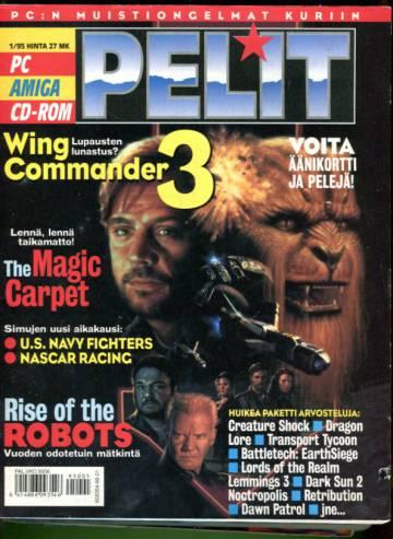 Pelit-vuosikerta 1995 (1-10/95)