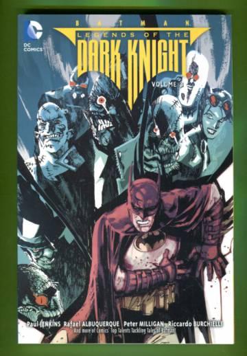 Batman: Legends of the Dark Knight Vol 3
