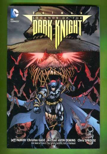 Batman: Legends of the Dark Knight Vol 2.
