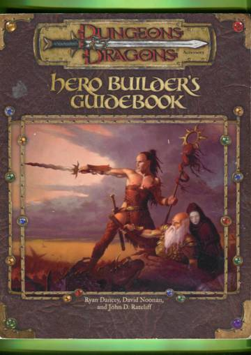 Dungeons and Dragons - Hero Builder's Guidebook