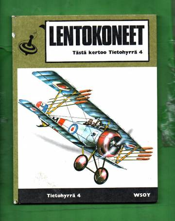 Tietohyrrä 4 - Lentokoneet