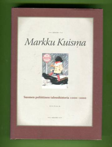 Suomen poliittinen taloushistoria 1000-2000