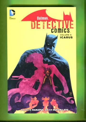 Batman - Detective Comics Vol 6: Icarus