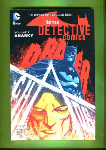 Batman - Detective Comics Vol 7: Anarky