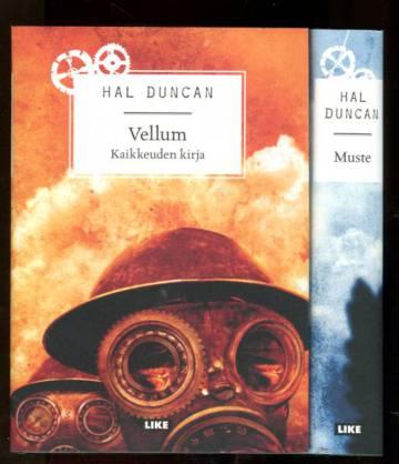 Kaikkeuden kirja 1-2 - Vellum & Muste
