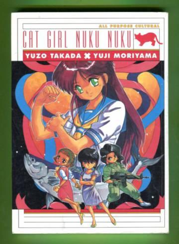 All Purpose Cultural Cat Girl Nuku Nuku
