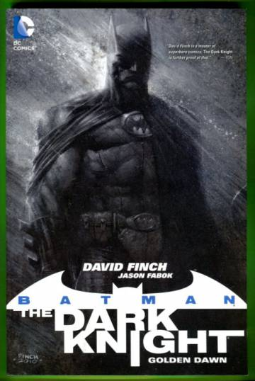 Batman - The Dark Knight: Golden Dawn