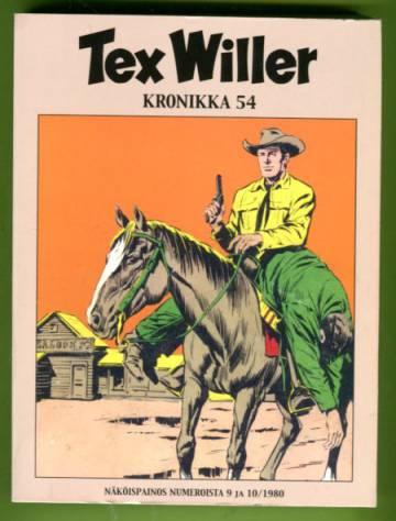 Tex Willer -kronikka 54 - Lohikäärmeen paluu/Virginia City