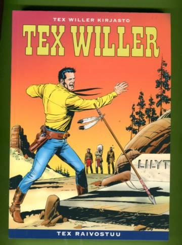 Tex Willer -kirjasto 48 - Tex raivostuu