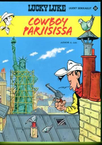 Lucky Luke - Uudet seikkailut 13: Cowboy Pariisissa