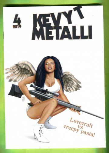 Kevyt Metalli 4