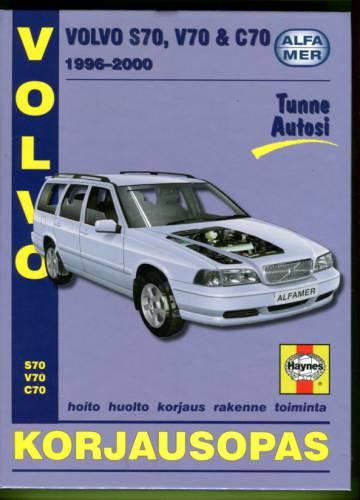 Volvo S70, V70 & C70 1996-2000 Korjausopas