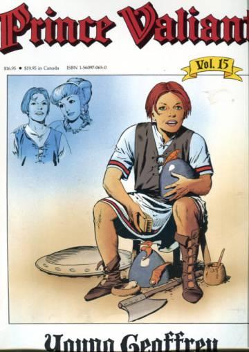 Prince Valiant Vol. 15: Young Geoffrey