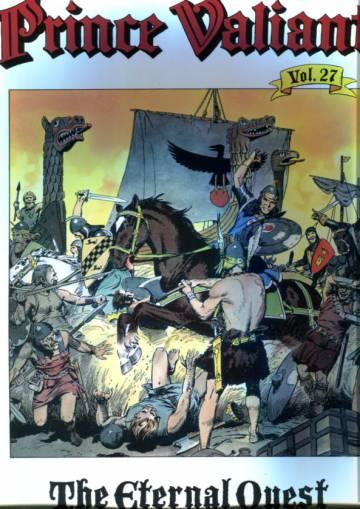 Prince Valiant Vol. 27: The Eternal Quest