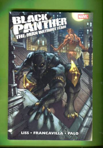 Black Panther - The Man Without Fear Vol. 1: Urban Jungle
