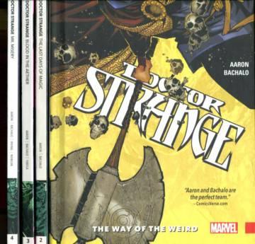 Doctor Strange Vol 1-4-paketti