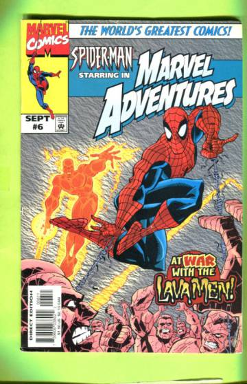 Marvel Adventures Vol 1 #6. Sep 97