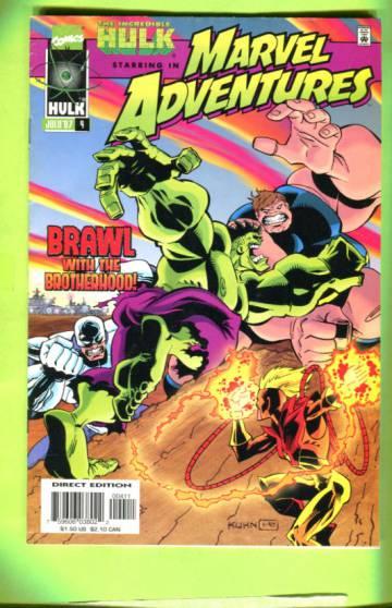 Marvel Adventures Vol 1 #4 Jul 97
