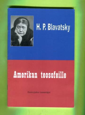 Amerikan teosofeille