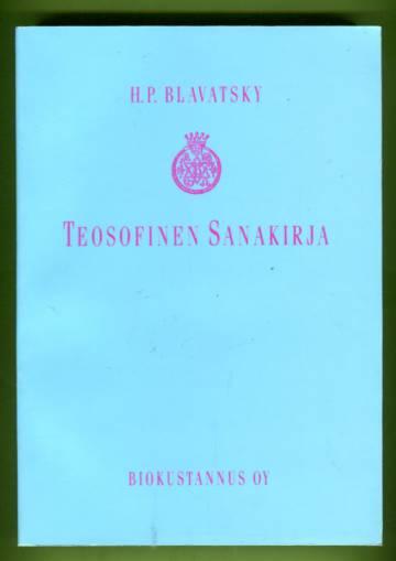 Teosofinen Sanakirja
