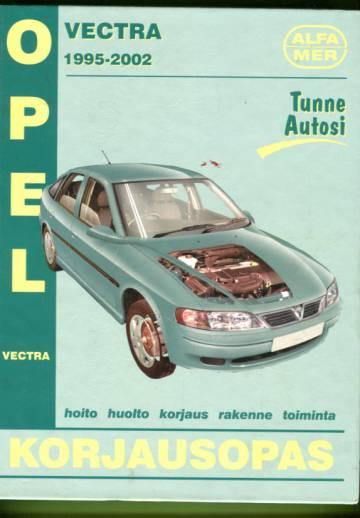 Opel Vectra 1995-2002 Bensiini- ja Dieselmallit - Korjausopas