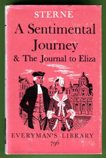 A Sentimental Journey & The Journal to Eliza