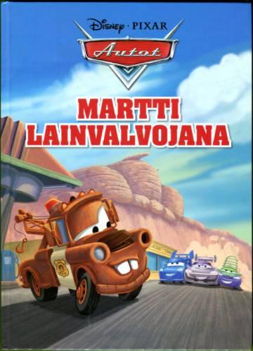 Autot - Martti lainvalvojana