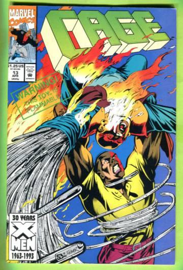 Cage Vol. 1 #10 Jan 93