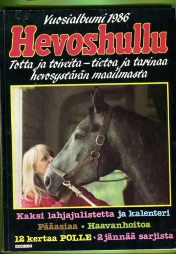 Hevoshullu -vuosialbumi 1986