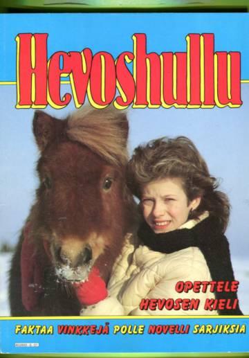 Hevoshullu -albumi 1986