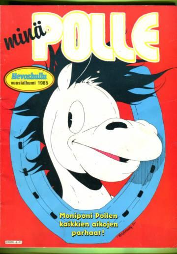 Hevoshullu -vuosialbumi 1985: Minä Polle