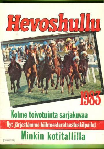Hevoshullu -vuosialbumi 1983