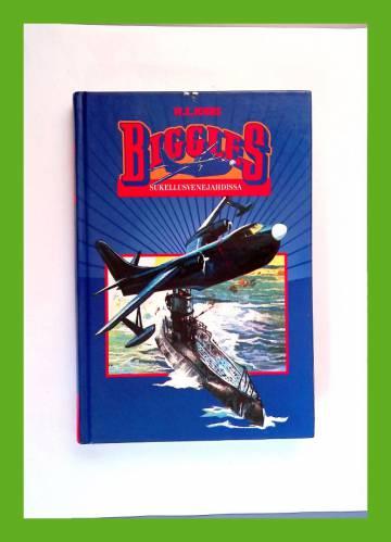 Biggles sukellusvenejahdissa