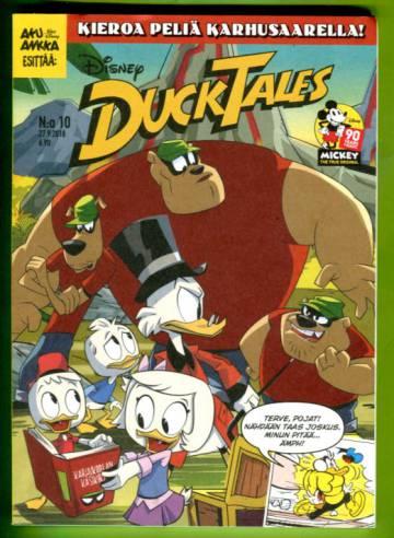 DuckTales 10/18 - Kieroa peliä Karhusaarella! (KUNTO!!)