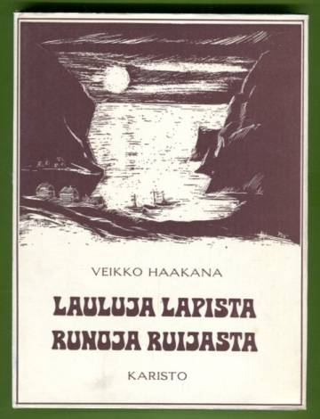 Lauluja Lapista - Runoja Ruijasta