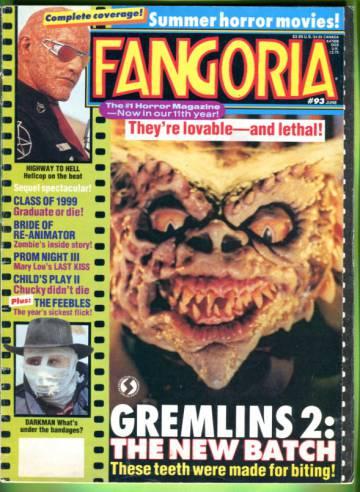 Fangoria #93 Jun 90